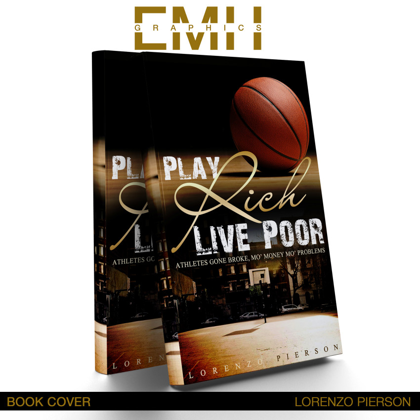 Book Cover Graphics ~ Book cover emh graphics