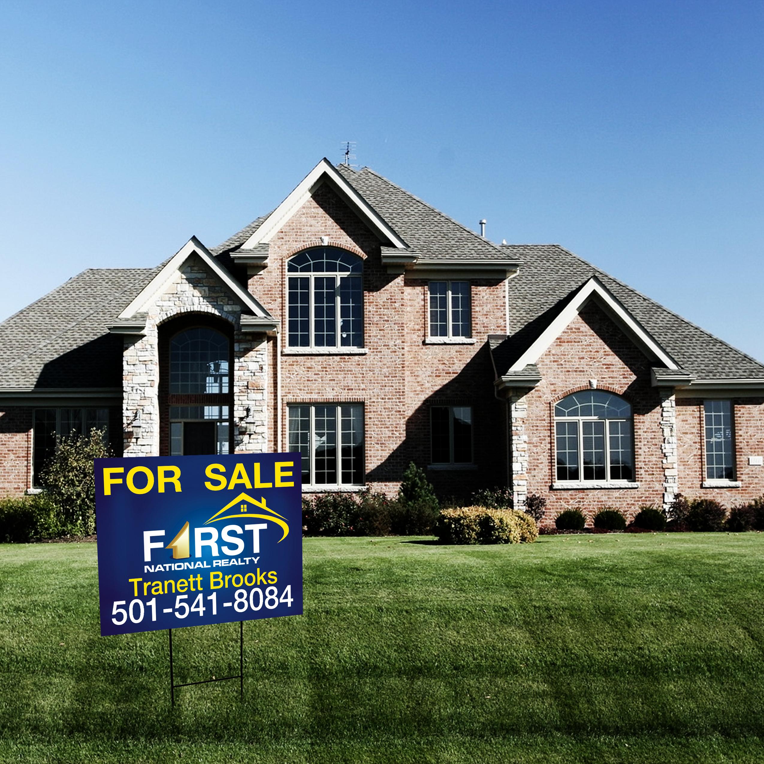 Real Estate Sign Design Emh Graphics